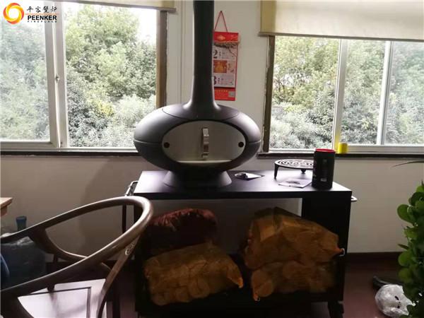 平客壁炉常州东南开发区进口户外火炉安装案例.jpg