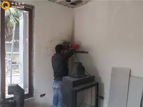 平客壁炉南京沁兰雅筑别墅进口真火壁炉安装案例.jpg