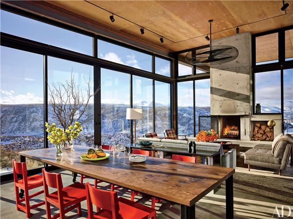壁炉设计:国外28间带壁炉的客厅设计7.jpg
