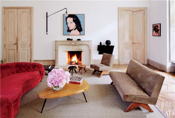 壁炉设计:国外28间带壁炉的客厅设计9.jpg