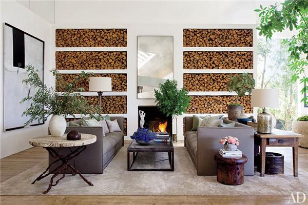 壁炉设计:国外28间带壁炉的客厅设计15.jpg