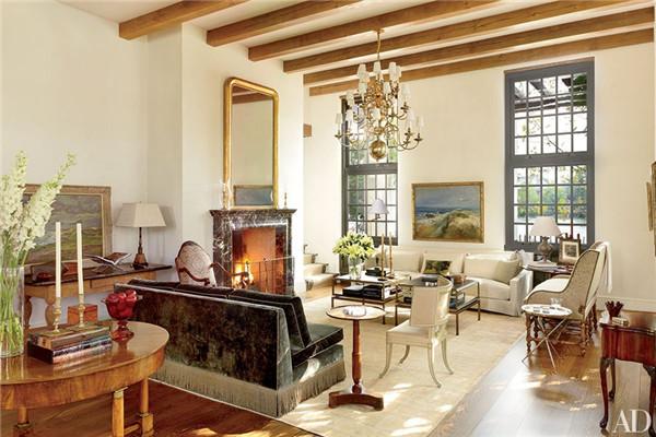 壁炉设计:国外28间带壁炉的客厅设计22.jpg