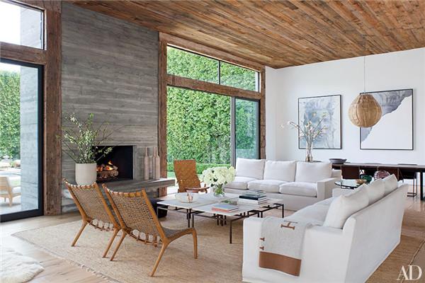 壁炉设计:国外28间带壁炉的客厅设计.jpg